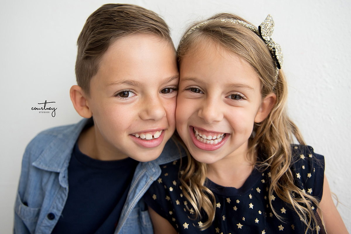 brother sister child portrait photography miami family photographer