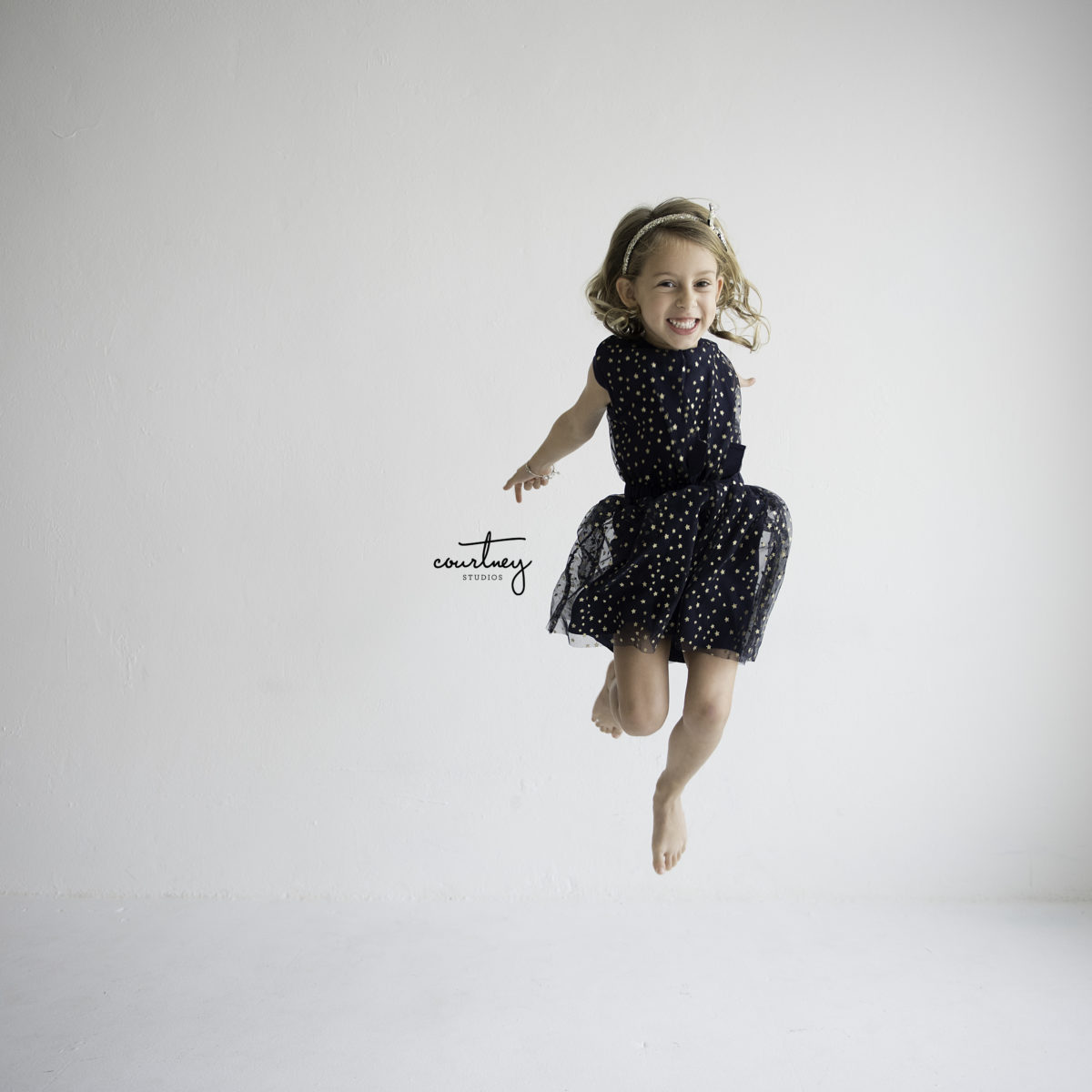 jumping girl portrait child photography miami family photographer